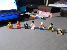 LEGO MINI FIGURES LOT OF 6 ASSORTED FIGURES #3