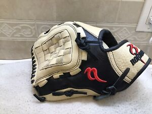 "Nokona Khrome NKK1152 11.5"" Youth Baseball Softball Glove Left Hand Throw"