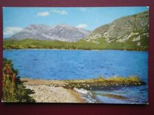 POSTCARD SUTHERLAND FOINAVEN FROM THE SHORES OF LOCH MORE