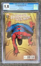 Amazing Spider-Man 800 CGC 9.8 Steve Ditko Remastered Variant Cover. Limited 500