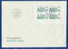 DDR FDC Kleinbogen 3076