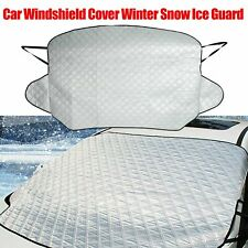 Winter Snow Ice Rain Dust Frost Guard Sun Shade Protector Car Windshield Cover