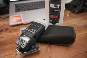 Godox TT350 F Thinklite TTL Camera Flash Compatible w/ Many Brands