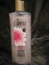 Caress Daily Silk Body Wash 18 FL OZ with White Peach & Orange Blossom
