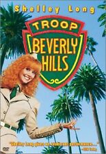 TROOP BEVERLY HILLS (1989 Shelley Long)  -  DVD - REGION 1 - SEALED