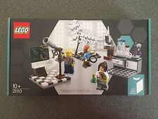 LEGO 21110 RESEARCH INSTITUTE RETIRED BRAND NEW IN SEALED BOX