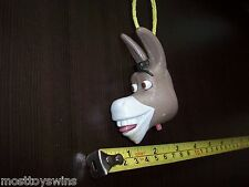 Donkey's Head with pop-out eyes & Tongue with lever under Collectible Fast Food