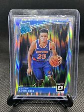 2018-19 Optic Kevin Knox RC Rated Rookie Flash Knicks