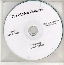 (AK786) The Hidden Cameras, Underage - DJ CD