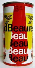 1960's Beauregard Bier 35 cl Pulltab Can - Switzerland