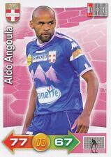 ALDO ANGOULA # EVIAN THONON GAILLARD.FC ETG CARD PANINI ADRENALYN 2012