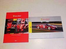 Ferrari Corsa Clienti Driving Course Book Corse Clienti Program 2011 458 599 FXX