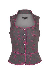 Ramona Lippert® Trachtenbluse Damen Mieder Bluse Corsage Kassandra Gr. 34-46