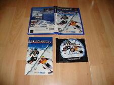 SKI SKY RACING 2007 ALPINE DE JOWOOD PARA LA SONY PS2 USADO COMPLETO