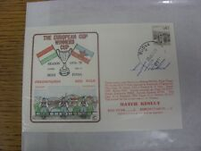 23/04/1975 Commemorative Cover: European Cup Semi-Final, Ferencvaros v Red Star,