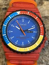 Vintage 1985 Ixi:z Ricoh Sport Watch International Male Very Rare