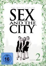 Sex and the City - Season 2 - White Edition  [3 DVDs] (2010) Neu und OVP