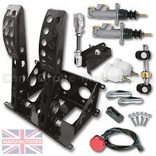 Pedal de pie montada 2 Universal Caja De Pedal De Cable + Kit un CMB0704-CAB-KIT