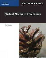 Virtual Machines Companion (Networking (Thomson Course Technology))-ExLibrary