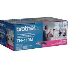 NEW Brother TN-110M Magenta Toner Cartridge