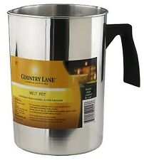 Country Lane - Candle Wax Pouring Pot, Candle/Soap Making Kits (4 lbs.)