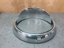 89-95 HARLEY ULTRA classic headlight trim vanity ring electra glide road king
