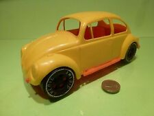 MADE IN USA AMLOID VW VOLKSWAGEN BEETLE - YELLOW L21.5cm - GOOD CONDITION
