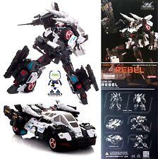 Transformers Masterpiece GCreation GDW-02 Rebel aka MP IDW Prowl Brand New