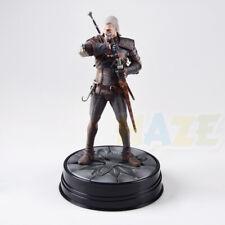 The Witcher 3 Wild Hunt Geralt de rivia Action Figure Jouets 24cm