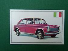 N°160 INNOCENTI I M 3 ITALIE ITALIA ITALY PANINI 1972 HISTOIRE DE L'AUTOMOBILE