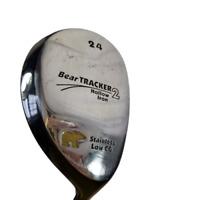 Nicklaus Bear Tracker 2 Wood 24° Mid-Flex Graphite Shaft RH Golf Club
