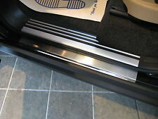 Chrome Door Step Tread plaques Range Rover L322 Vogue Sill suralimenté Kick étape