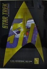 AMT 947/12 - Star Trek,1:650 USS Enterprise NCC-1701 50th Ann, Plastic Model Kit