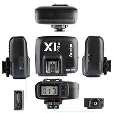GODOX X1R-C TTL Wireless Flash Strobe Trigger LCD Receiver for Canon Speedlite