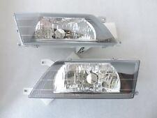 NEW Black Headlight For 1995 96 97 98 1999 Nissan Sentra B14 200SX SE-R