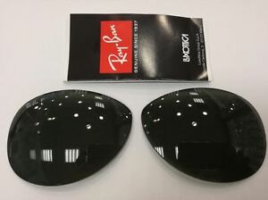 Lenses Ray-Ban RB3386 & RB3293 63 Polarized Replacement Lenses Lenti