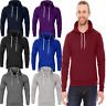 AARHON Mens Apparel Flex Fleece Pullover Hoody Hooded Sweatshirt Top-S-2XL5063