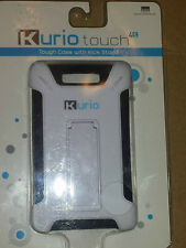 Kurio Touch 4s Protective Cse With Kick Stand Gray / White