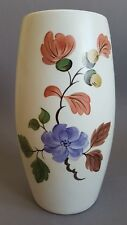 "Vintage Radford Hand Painted Pottery Vase 9"" tall Ornamental Flower Vases :S"