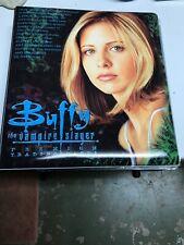 Buffy The Vampire Slayer BTVS Season 1 Trading Card Binder RARE Album Only