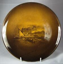 Royal Vista Ware Ridgways 'Paintings by Famous Artists - Bay of Naples' Plate