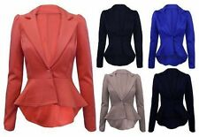 Waist Length Special Occasion Suit Jackets for Women