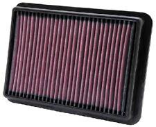 K&N Hi-Flow Performance Air Filter 33-2980 fits Nissan Navara 2.5 Di 4x4 (D22...