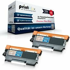 2x Replacement Compatible Toner for Brother HL-2130-R HL-2132 TN2010 Unit