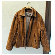 Wilson's Leather Suede Men's Jacket Size Large