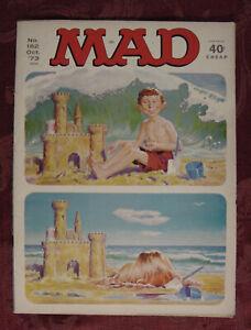 RARE MAD magazine October 1973 The Heartbreak Kid Maude