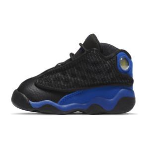 "Toddlers Nike Air Jordan Retro 13 ""Hyper Royal"" Athletic Fashion 414581 040"