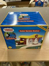 Thomas The Woiden Tank Engine Train Sodor Service Station New Lorry 2 Rare
