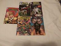 Teenage Mutant Ninja Turtles Comic Book Lot