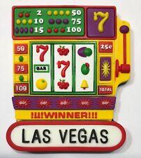 Las Vegas Casino Slots 777 Magnet Slot Machine Gaming